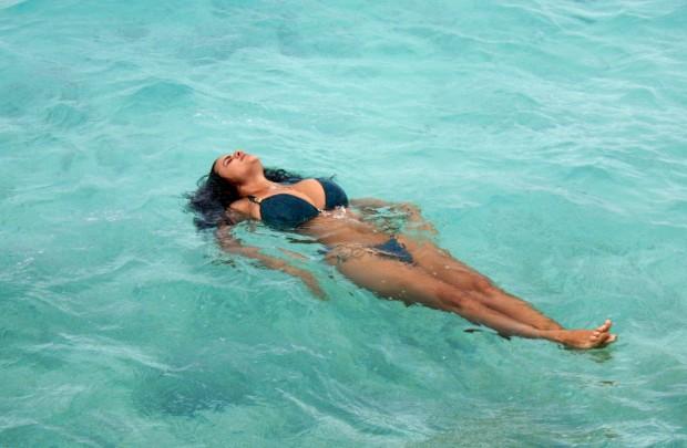 Maldivas (atols) FFZ swim